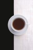 Thé noir Le thé le plus de première qualité chaque jour Images libres de droits