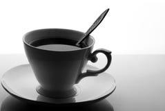 Thé ou café Photos stock