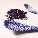 Thé pour deux image stock