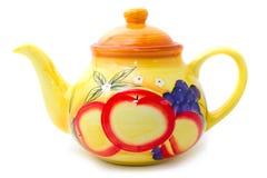 thé savoureux prêt de fruit Photos libres de droits