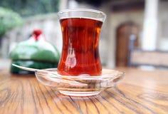 Thé turc. photographie stock libre de droits
