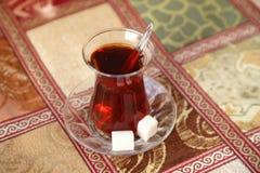Thé turc photos stock