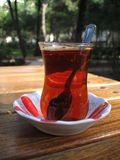 Thé turc photo libre de droits