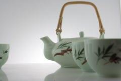 thé vert Photo libre de droits