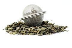 thé vert Photographie stock libre de droits