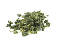 thé vert Photos stock
