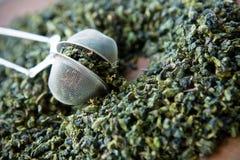 thé vert Images stock
