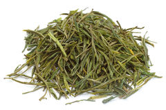 Thé vert chinois Image libre de droits
