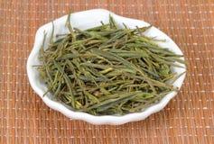 Thé vert chinois Photo libre de droits