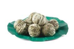 thé vert chinois Images libres de droits