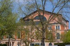 Théatre de l'opéra à Bayreuth Photographie stock