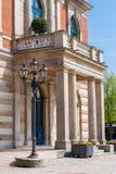 Théatre de l'opéra à Bayreuth Images stock
