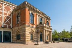 Théatre de l'opéra à Bayreuth Photographie stock libre de droits