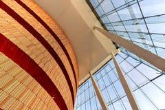 Théatre de l'opéra d'Oslo - Norvège Photographie stock libre de droits