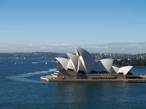 Théatre de l'$opéra de Sydney Photographie stock