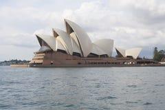 Théatre de l'$opéra de Sydney Image stock