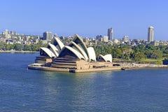 Théatre de l'$opéra de Sydney, Sydney, Australie Image libre de droits