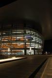 Théatre de l'$opéra neuf à Copenhague Photographie stock libre de droits