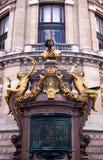 Théatre de l'$opéra - Paris Photos libres de droits