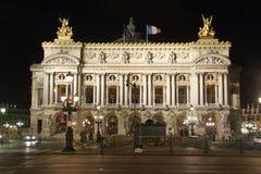 Théatre de l'opéra - Paris - Frances photos stock