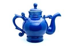 Théière pour le thé Photographie stock