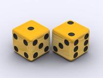 Théorie des jeux rectangulaires Photographie stock