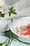 Thérapie de fleur Photo stock
