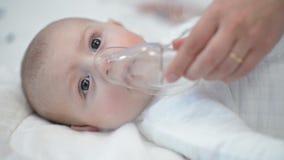 Thérapie respiratoire banque de vidéos