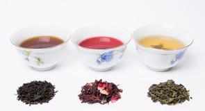 thés frais image stock