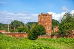 Th? oude water-toren Stock Foto