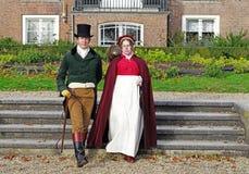 19th århundrade för holländsk adelsman Arkivbild