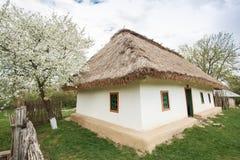 19th århundrade för Ukraina hus Arkivfoton