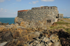 Fort Doyle Royaltyfria Foton