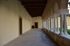 13th århundradeCefalu domkyrka i Cefalu, Sicilien Arkivfoton