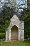 19th århundradesommarhus, Mottisfont abbotskloster, Hampshire, England Arkivbild