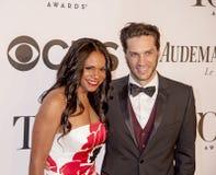 68th årliga Tony Awards Fotografering för Bildbyråer