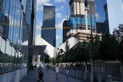 14th 9/11 årsdag 19 Arkivfoton