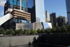 14th 9/11 årsdag 21 Arkivfoton