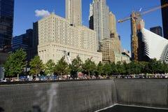 14th årsdag av 9/11 50 Fotografering för Bildbyråer