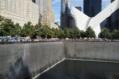 15th årsdag av 9/11 9 Royaltyfri Foto