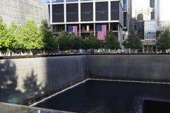 15th årsdag av 9/11 11 Royaltyfri Bild