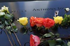 15th årsdag av 9/11 25 Arkivfoto