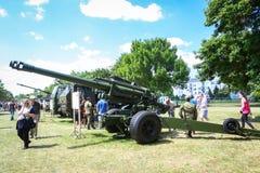 26th годовщина хорватских вооруженных сил страны Стоковые Фотографии RF