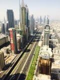 55th гостиница Дубай уровня Стоковые Фотографии RF