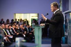 13th ежегодное собрание стратегии Ялты европейской (ДА) Стоковое фото RF