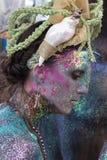 35th ежегодный остров кролика NY парада русалки Стоковые Изображения RF