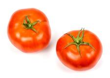 10th 2010 изолированных предпосылок может принятая фото белизна томатов 2 Стоковые Изображения