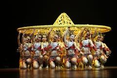 10th конкуренция танца фестиваля искусств Китая Стоковое фото RF