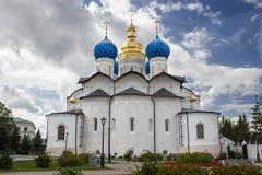 19th наземный ориентир Украина kharkov города столетия собора аннунциации 17 Стоковое Изображение RF