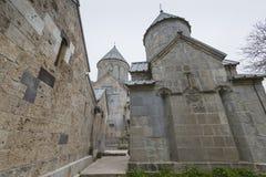 13th скит haghartsin столетия Армении Старый понедельник Стоковая Фотография RF